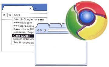 Скриншоты браузера Google Chrome